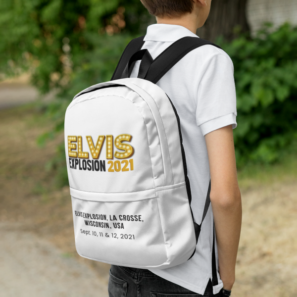 all over print backpack white right
